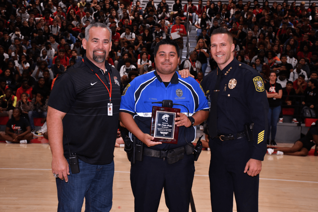 officer of the year award