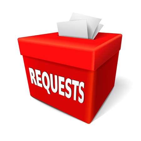 requests box