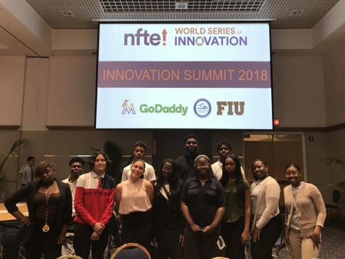NFTE World Series of Innovation Challenge Summit
